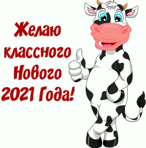 С Новым годом  2021! Остальные темы
