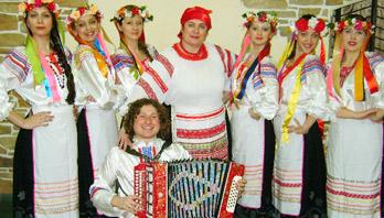Украинский народный ансамбль