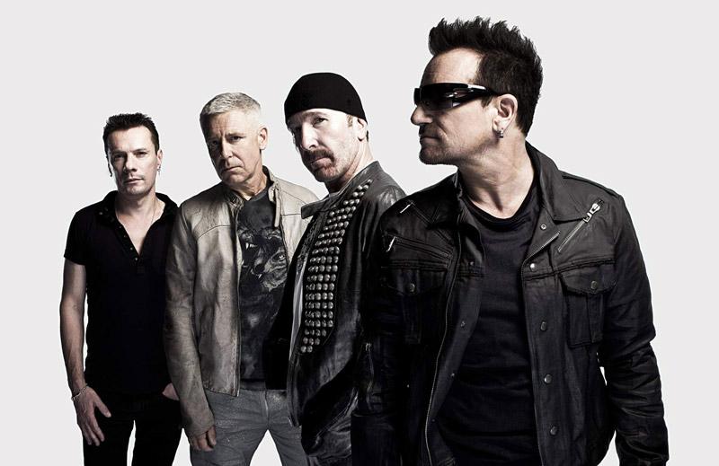 Слушать U2 онлайн бесплатно